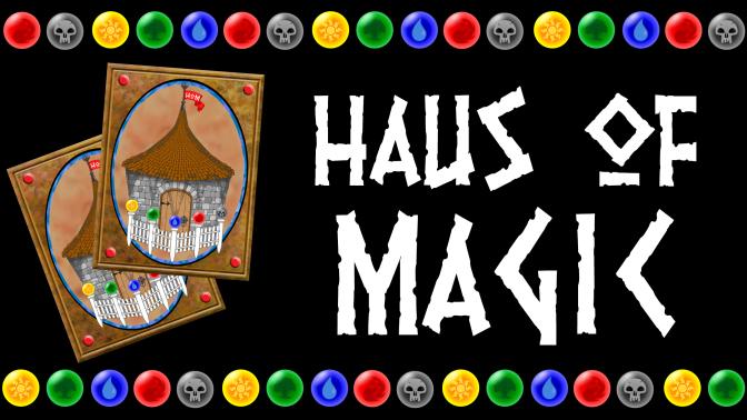SPONSOR SPOTLIGHT SERIES: Haus Of Magic YouTube Channel