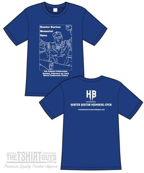 2018 T-shirt