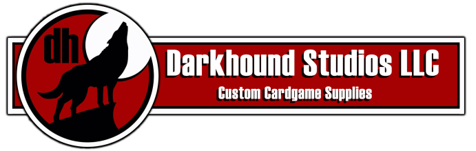 Black Border Outline Banner Darkhound Studios LLC