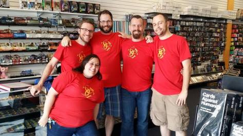 Common Ground Games Staff