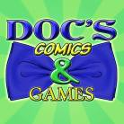 Docs Comics and Games