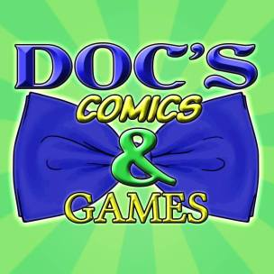 Docs Comics and Games